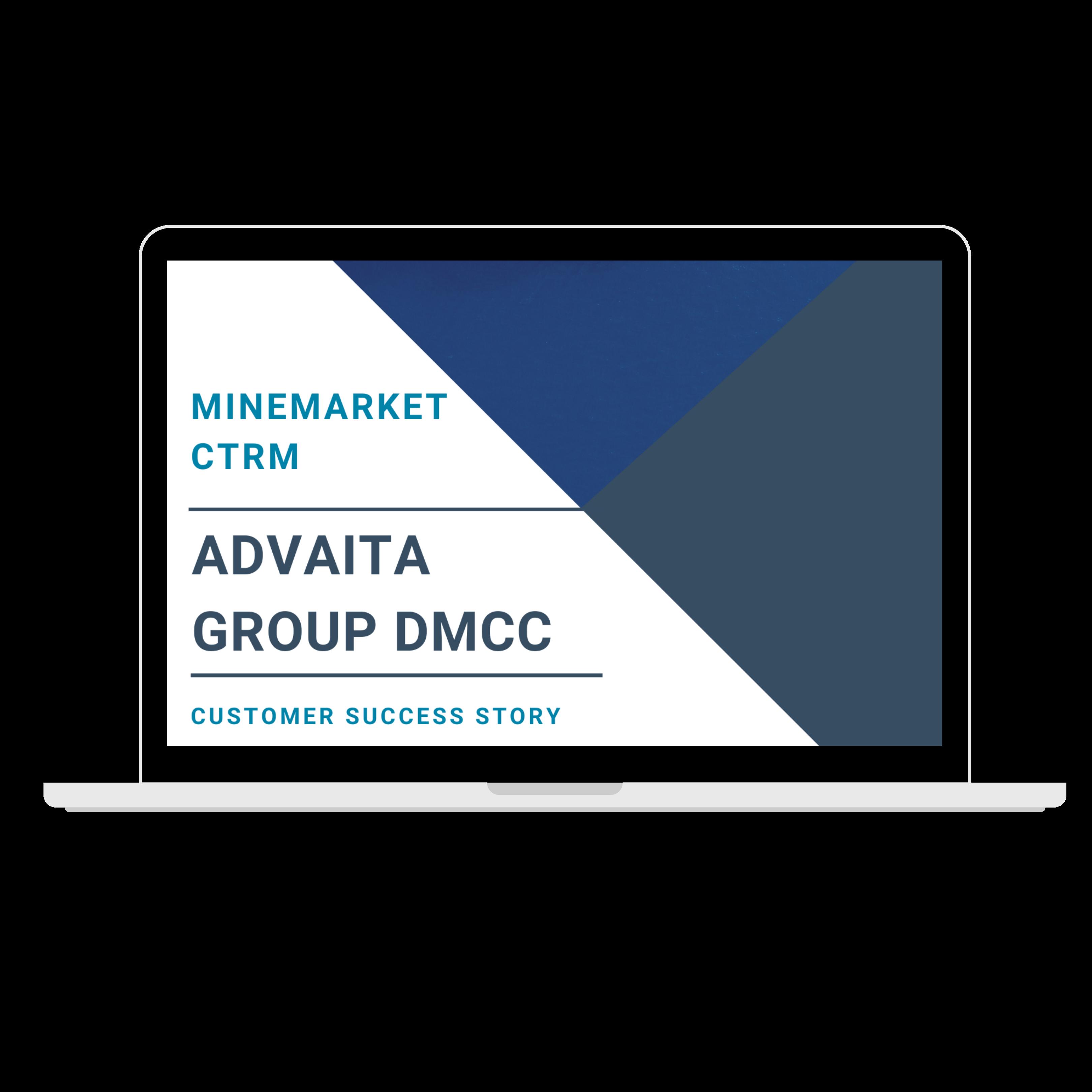 MineMarket CTRM customer success story