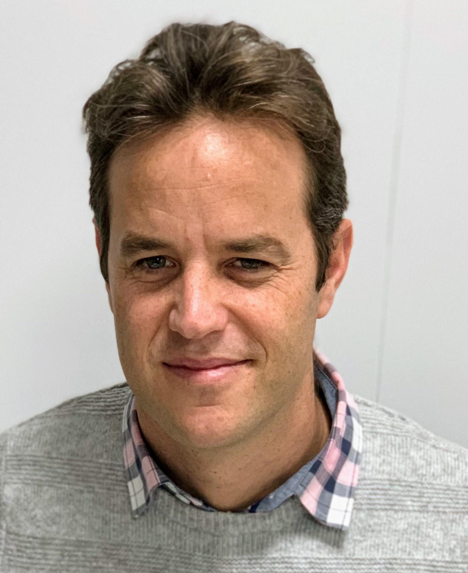Bevan Bryer headshot